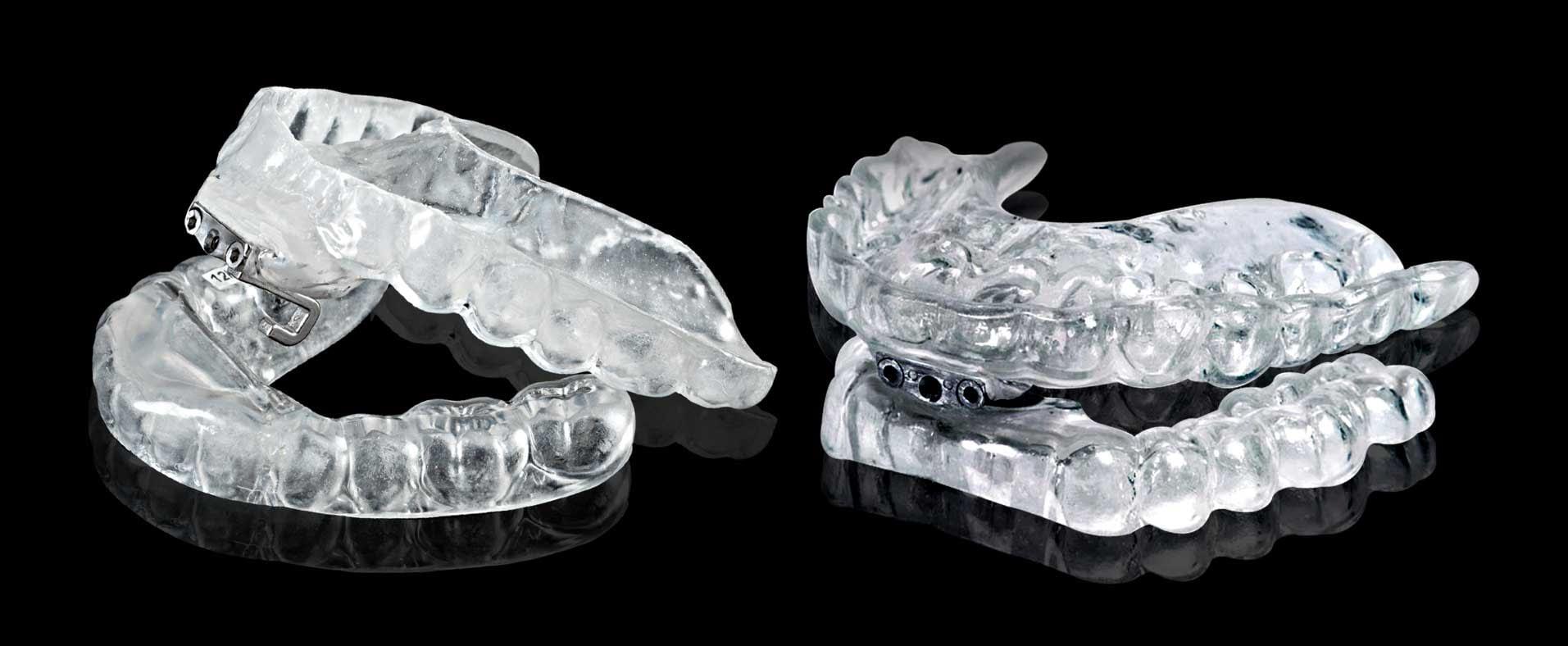 multiple teeth retainers