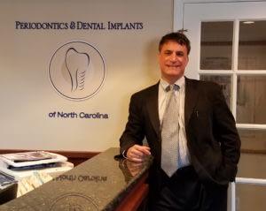 Dr. Cataldo in office